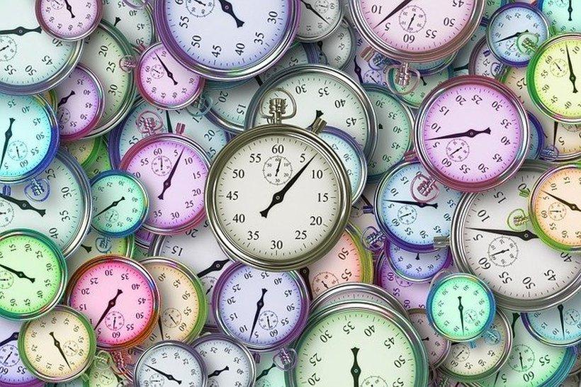 Izziv: 30 dnevni eksperiment o organizaciji svojega časa
