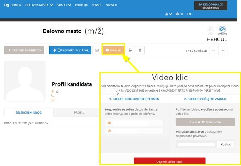 Novo spletno orodje: DELOGLASNIK VIDEO INTERVJU