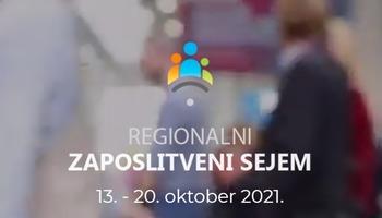 Rezervirajte svoje mesto na največjem spletnem regionalnem zaposlitvenem sejmu!