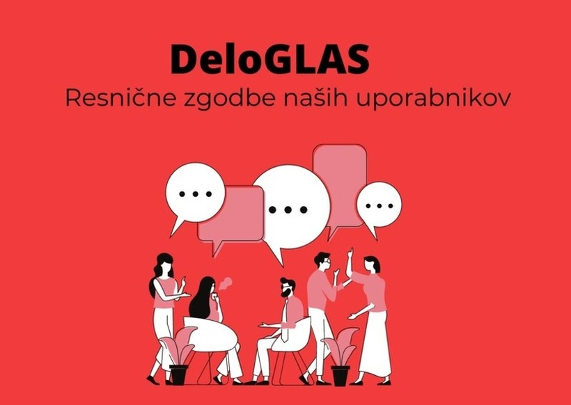 DeloGLAS: Izkušnja »Preobremenjenost na delovnem mestu«