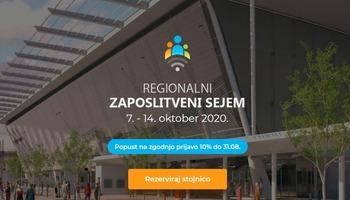 Kmalu: Spletni zaposlitveni sejem v Sloveniji, na Hrvaškem, v Srbiji, Makedoniji in BiH