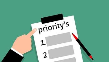 Vaš problem ni v pomanjkanju časa, ampak v pomanjkanju prioritet!