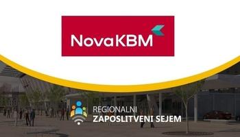 Nova KBM d.d. - ONLINE Regionalni zaposlitveni sejem